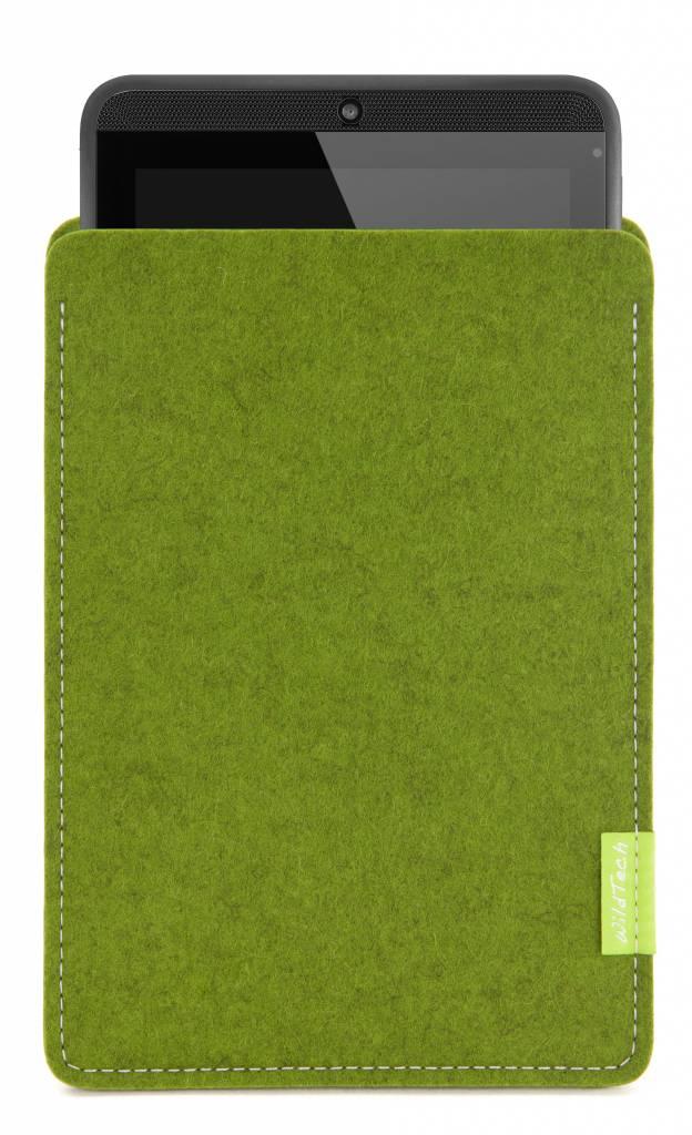Tab Sleeve Farn-Green-1