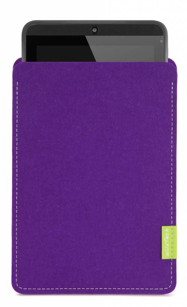 Tab Sleeve Purple-1