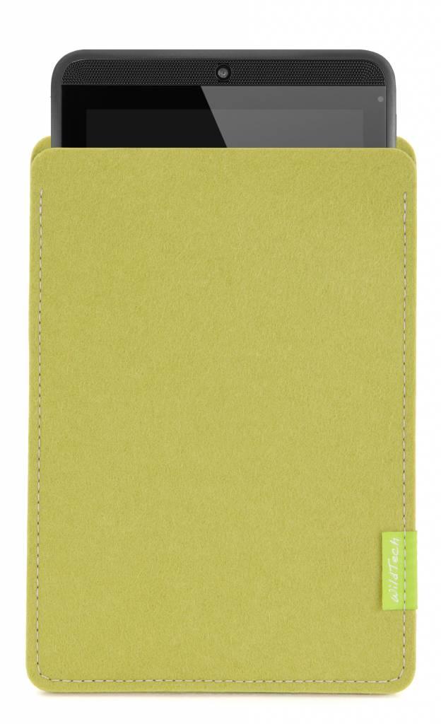 Tab Sleeve Lime-Green-1