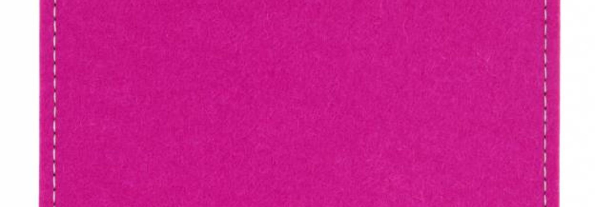 Tab Sleeve Pink
