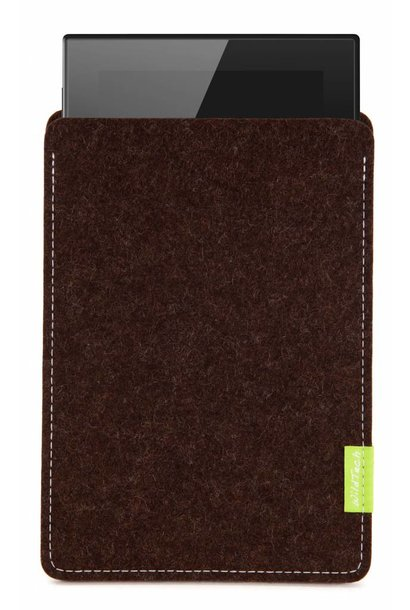 Lumia Tablet Sleeve Trüffelbraun