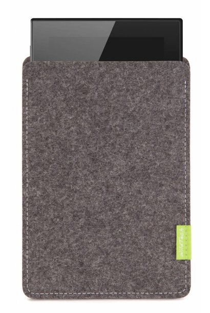 Lumia Tablet Sleeve Grau