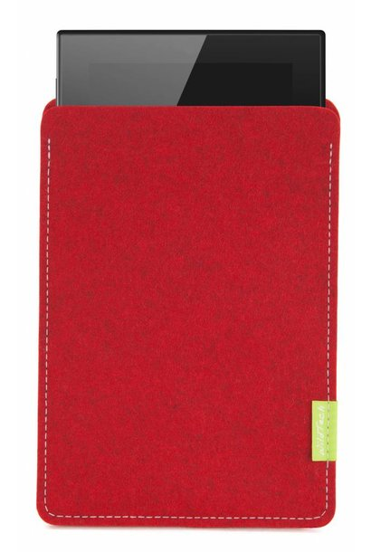 Lumia Tablet Sleeve Kirschrot