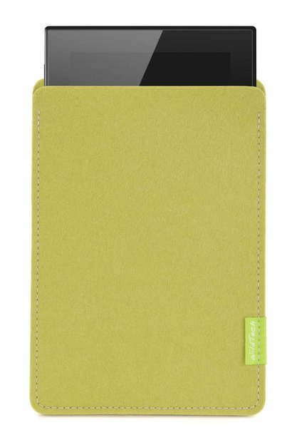 Lumia Tablet Sleeve Lime-Green