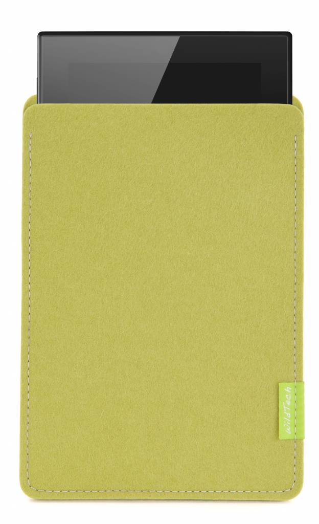 Lumia Tablet Sleeve Lime-Green-1