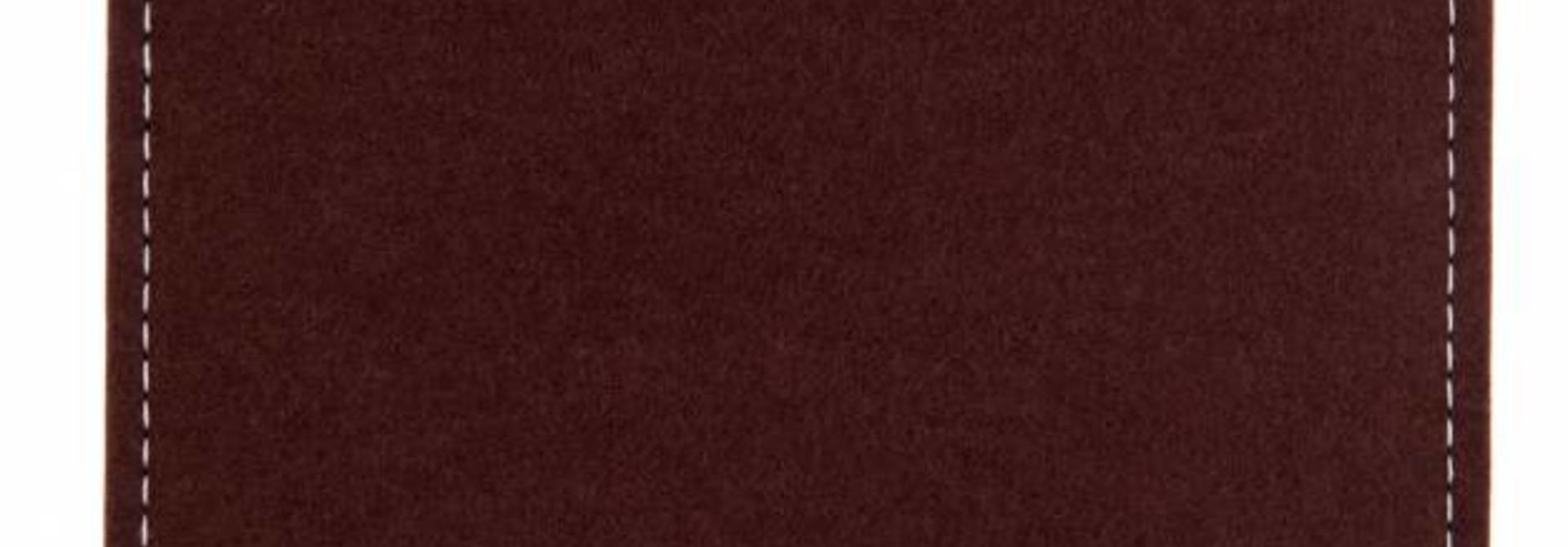 Lumia Tablet Sleeve Dunkelbraun