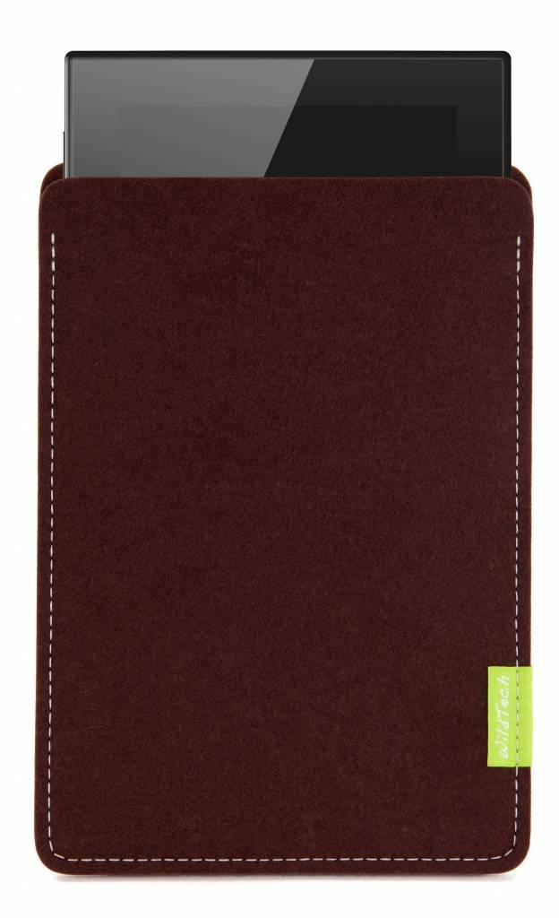 Lumia Tablet Sleeve Dunkelbraun-1