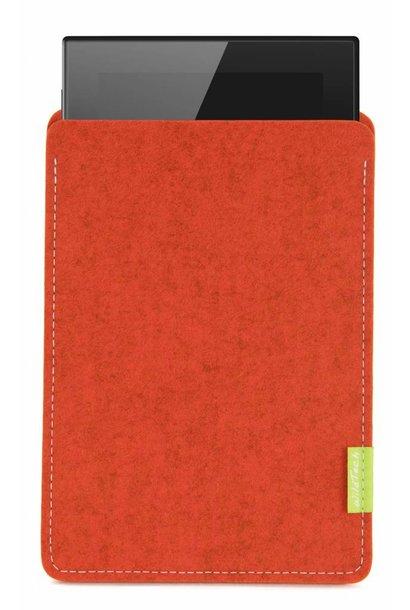 Lumia Tablet Sleeve Rust