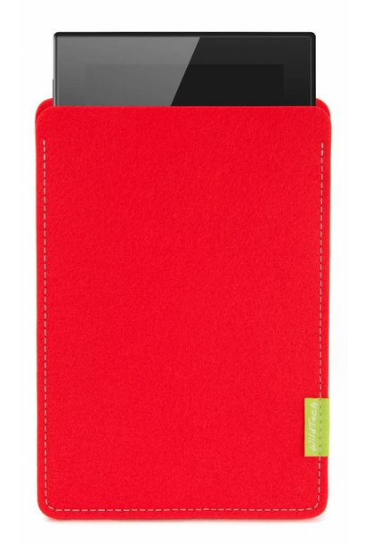 Lumia Tablet Sleeve Hellrot