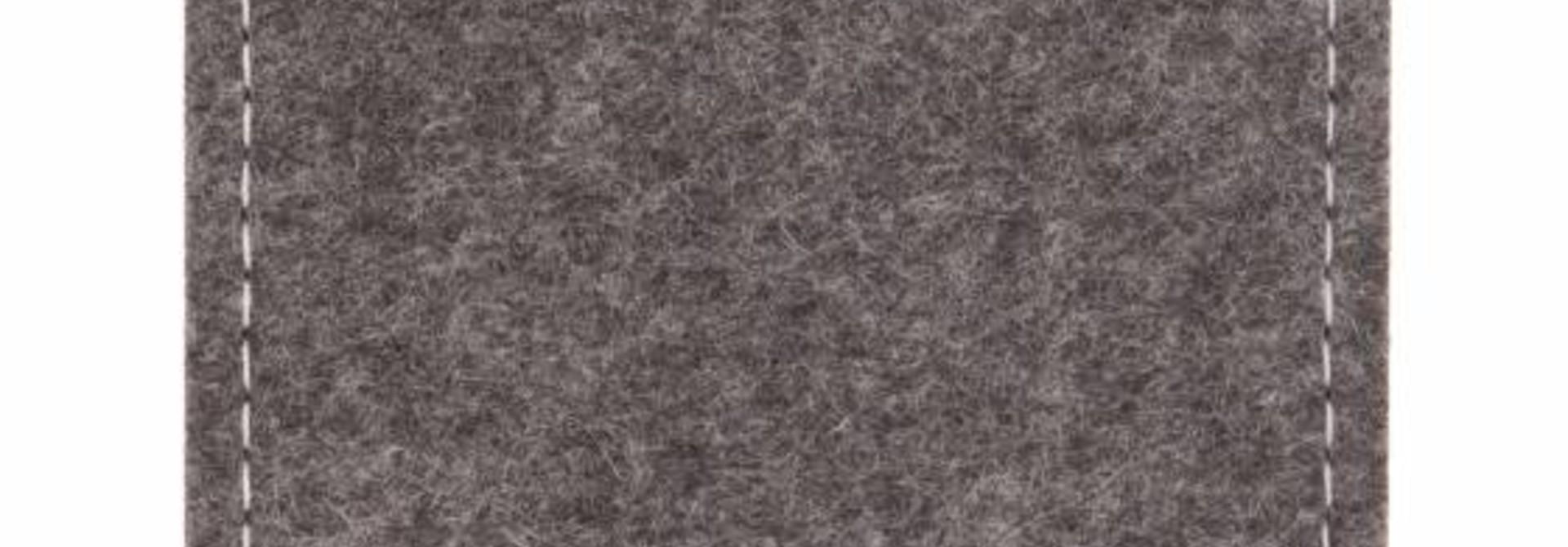 Sleeve Grau
