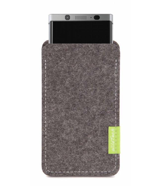 BlackBerry Sleeve Grau