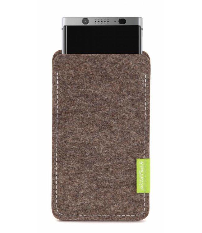 BlackBerry Sleeve Natur-Meliert