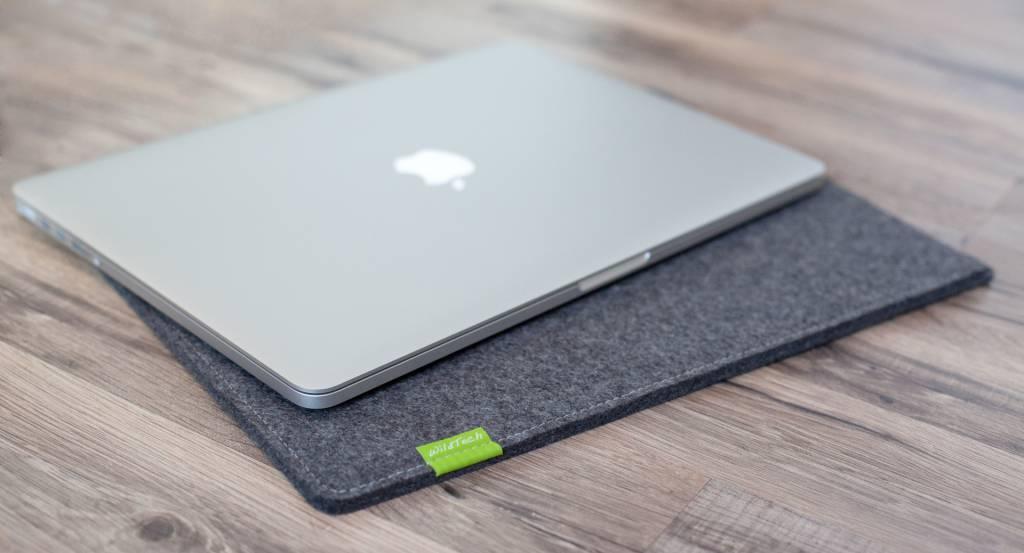 MacBook Sleeve Grey-3