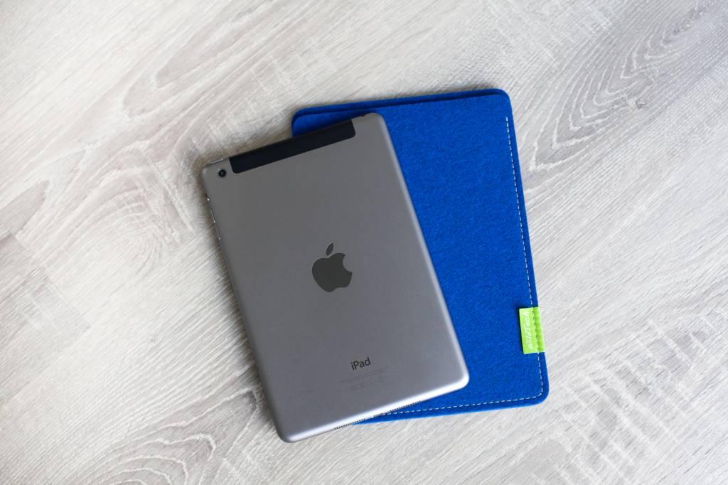 iPad Sleeve Azure-7