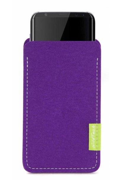 Galaxy Sleeve Purple