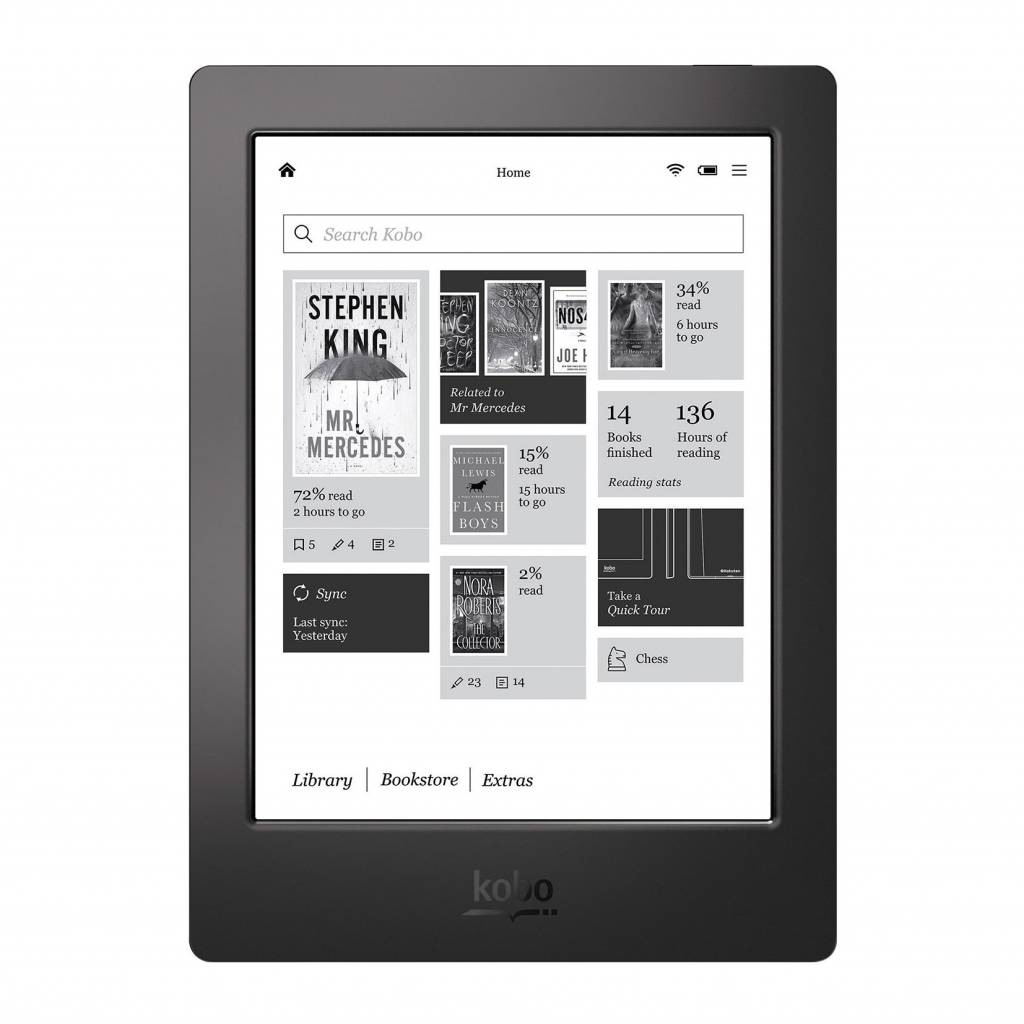 eBook Sleeve Grau-2