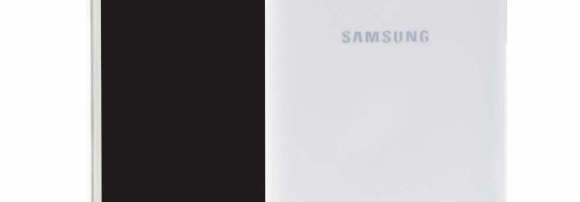 Galaxy Ultra Slim Case White