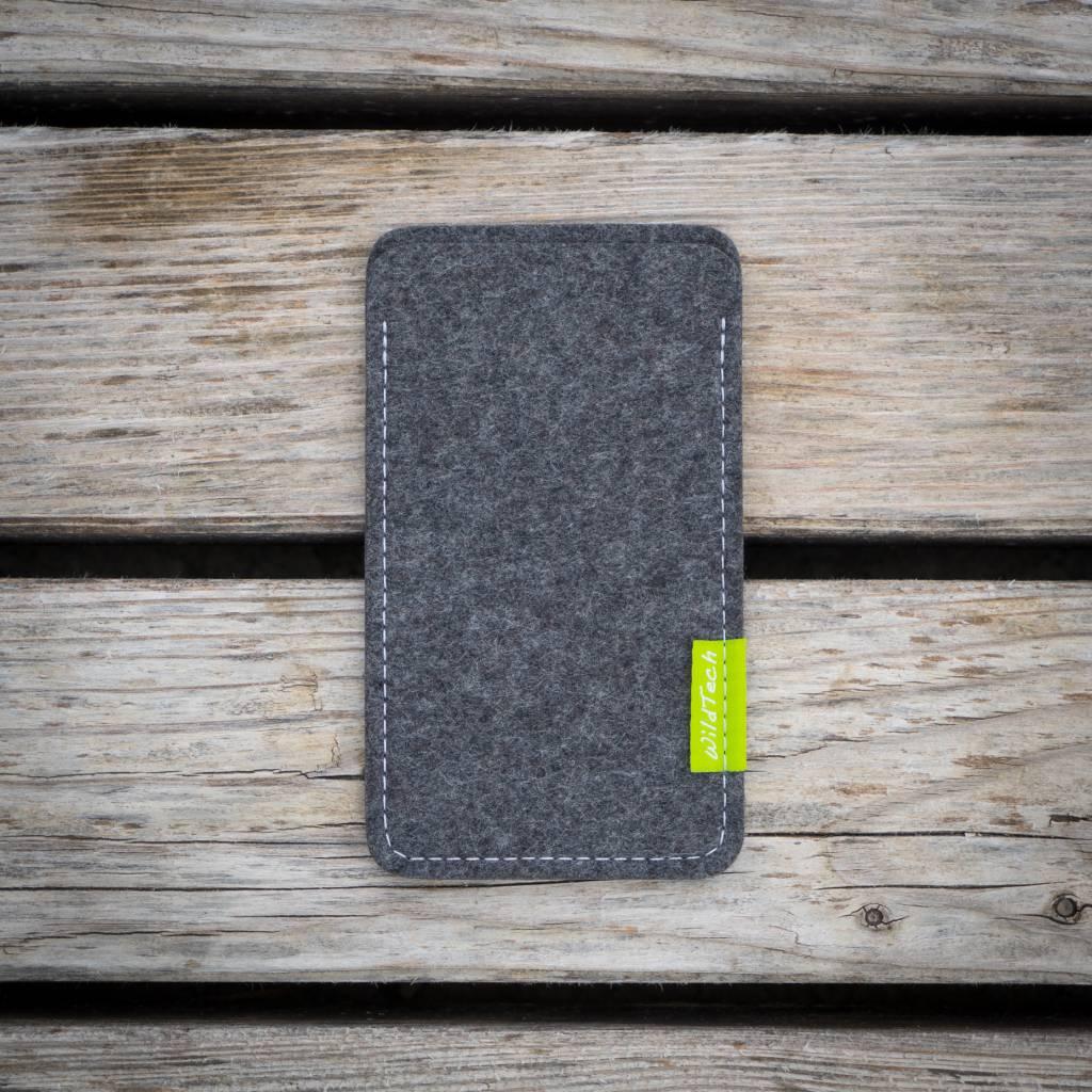 iPhone Sleeve Grey-2