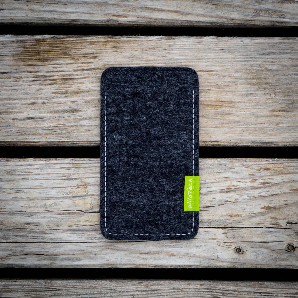 iPhone Sleeve Anthracite-2