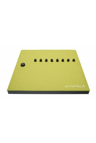 Maschine DeckCover Lime-Green
