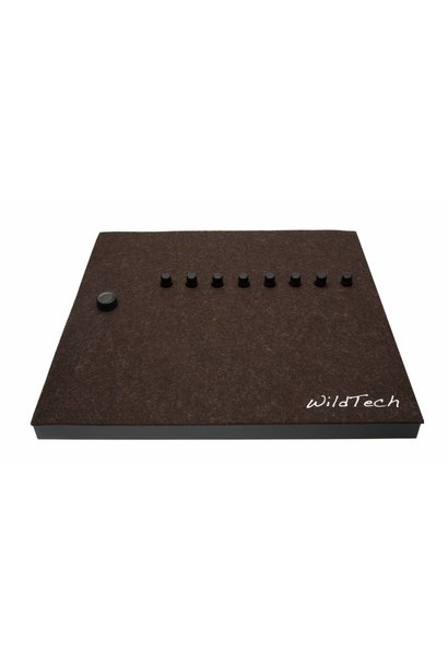 Maschine DeckCover Truffle-Brown