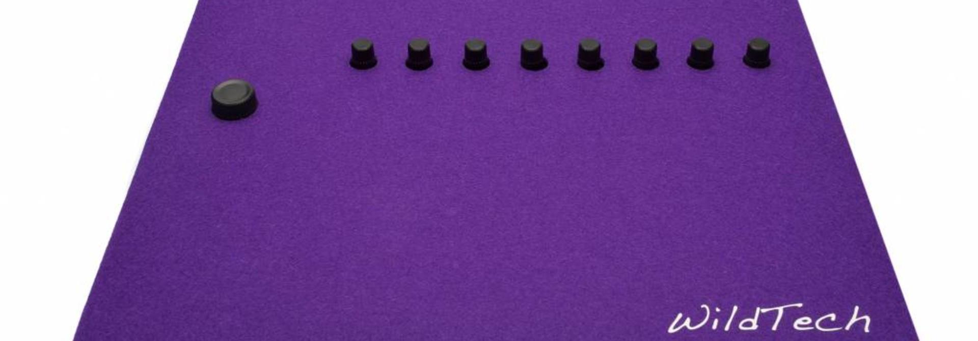 Maschine DeckCover Purple