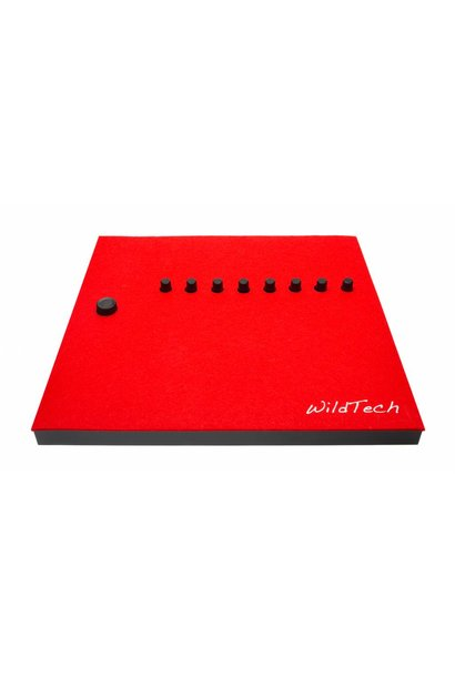 Maschine DeckCover Bright-Red