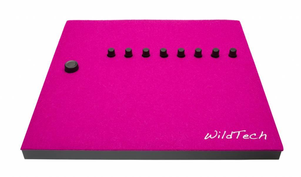 Maschine DeckCover Pink-1