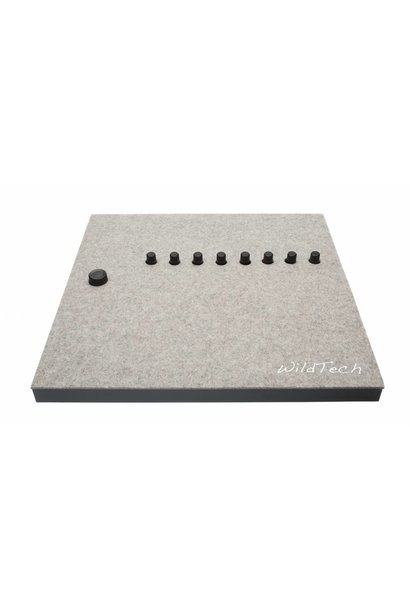 Maschine DeckCover Light-Grey