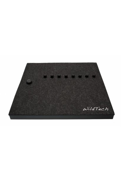 Maschine DeckCover Anthrazit