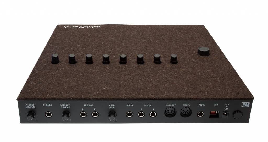 Maschine DeckCover Truffle-Brown-2