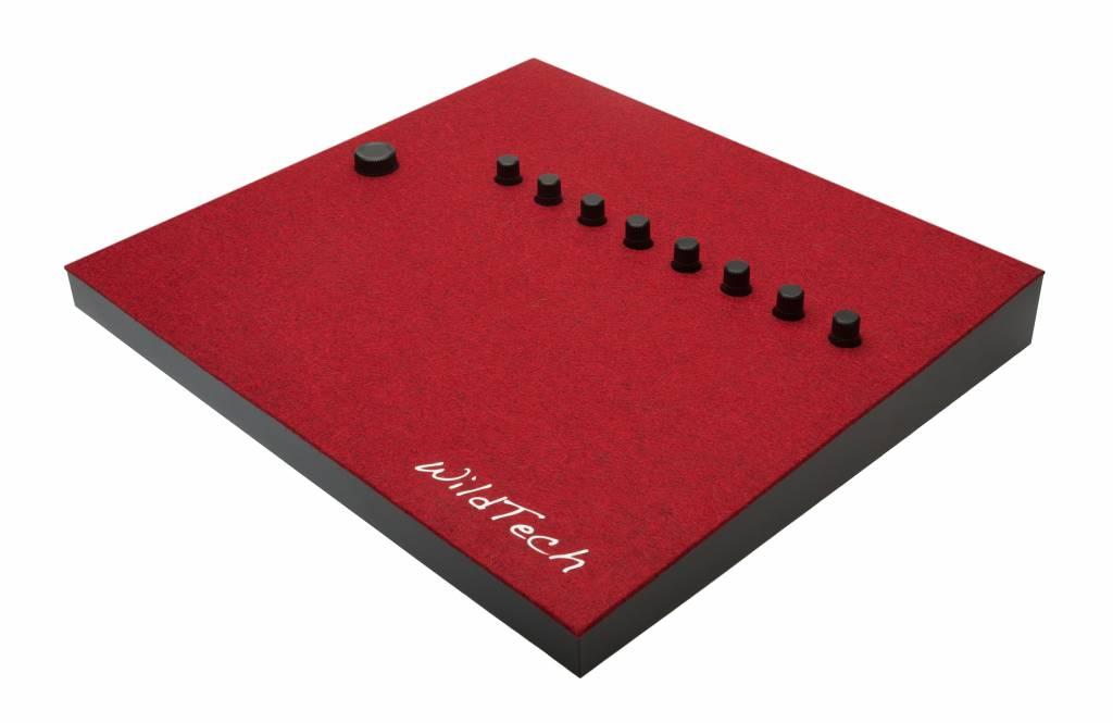 Maschine DeckCover Cherry-3