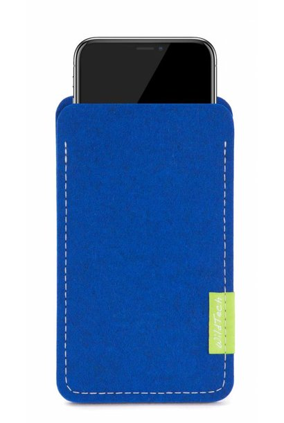 iPhone Sleeve Azure