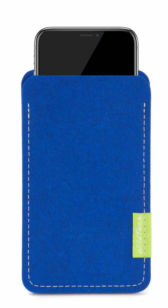 iPhone Sleeve Azure-1