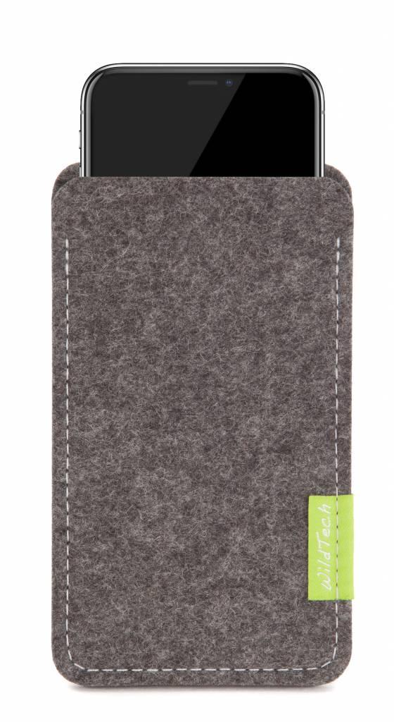 iPhone Sleeve Grey-1
