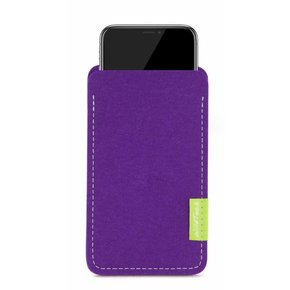 iPhone Sleeve Lila