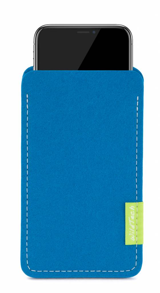 iPhone Sleeve Petrol-1