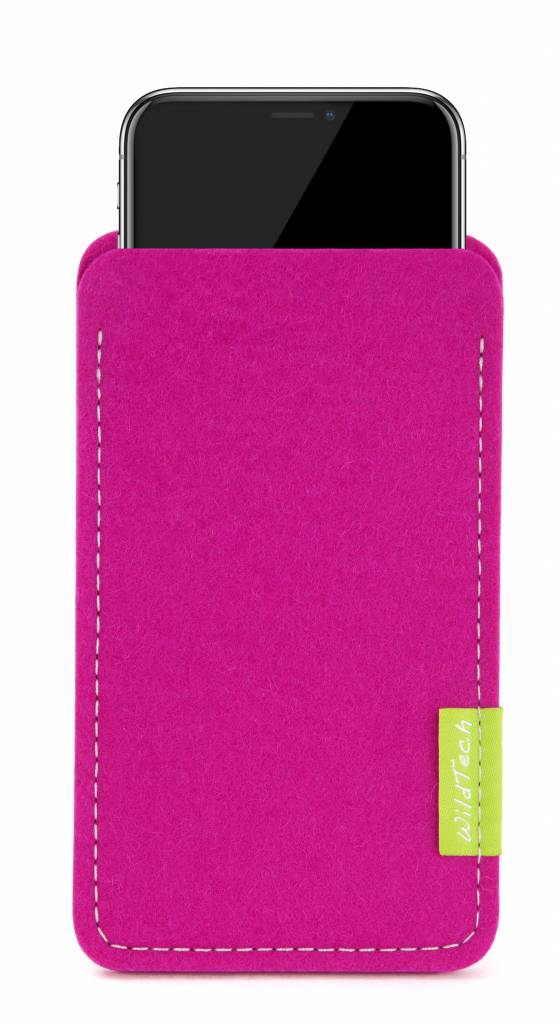 iPhone Sleeve Pink-1