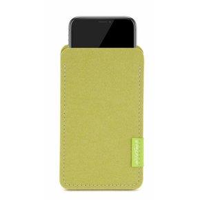 iPhone Sleeve Lime-Green