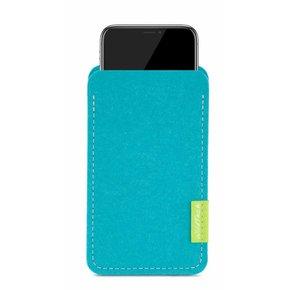 iPhone Sleeve Turquoise