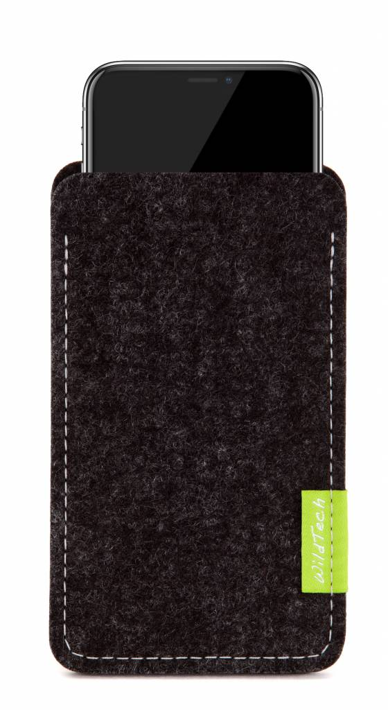 iPhone Sleeve Anthracite-1
