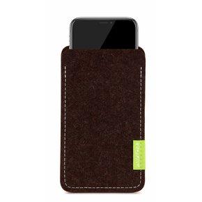 iPhone Sleeve Truffle-Brown