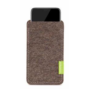 iPhone Sleeve Nature-Flecked