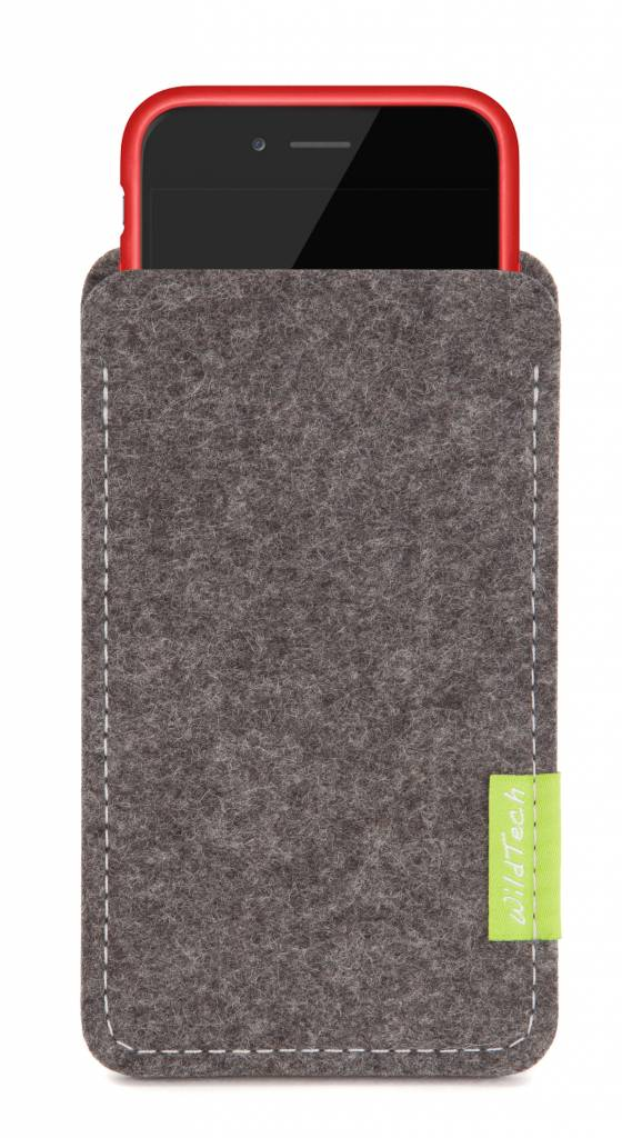 iPhone Sleeve Grey-3