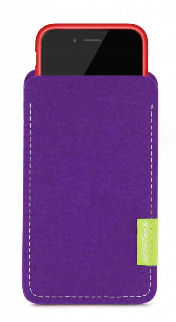iPhone Sleeve Purple-3