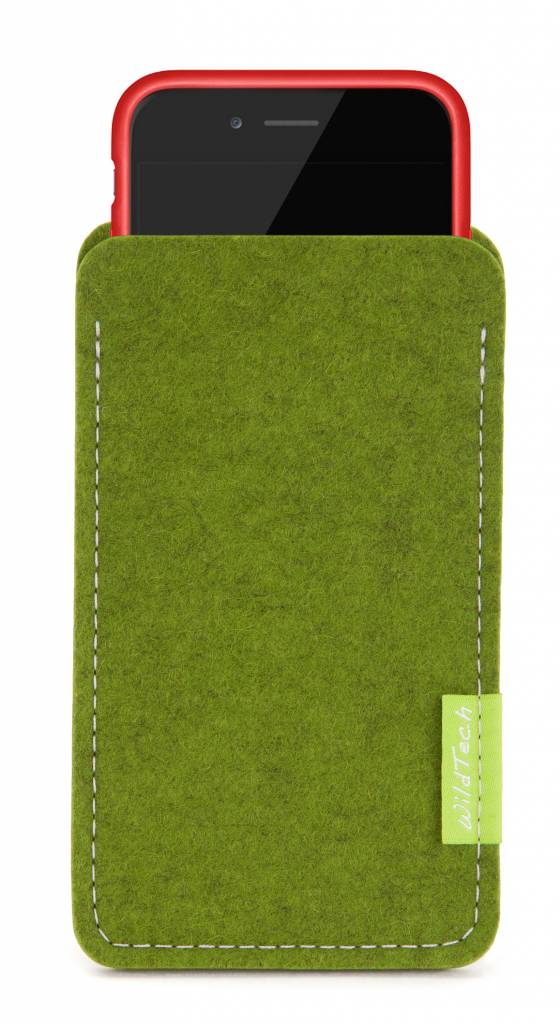 iPhone Sleeve Farn-Green-3