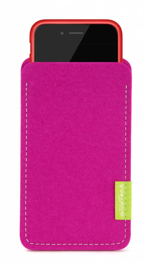 iPhone Sleeve Pink-3