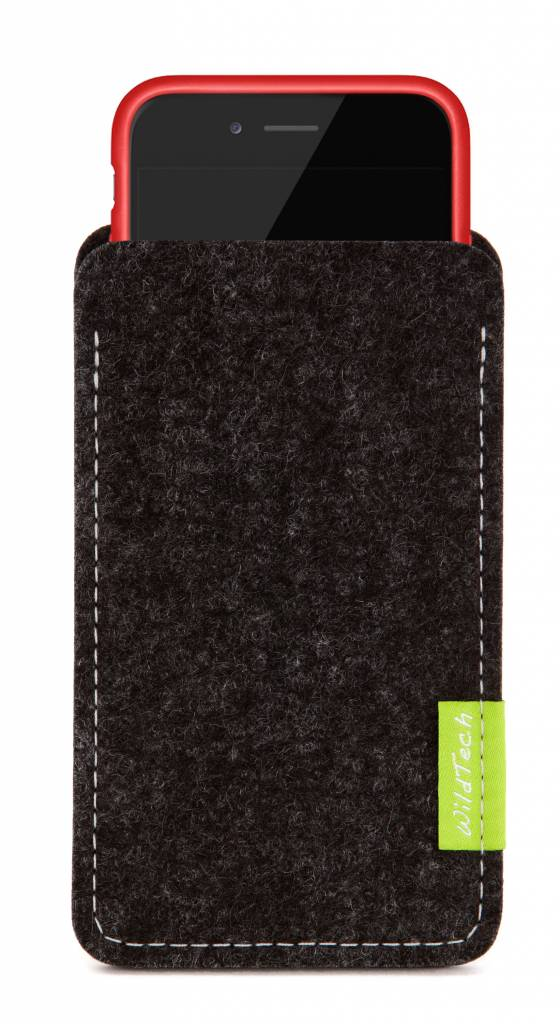 iPhone Sleeve Anthracite-3