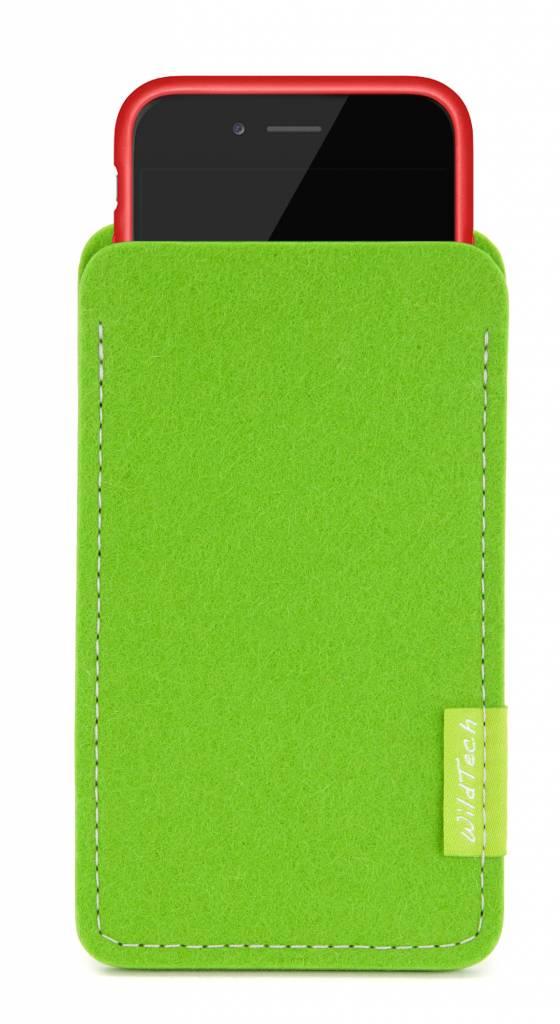 iPhone Sleeve Maigrün-3
