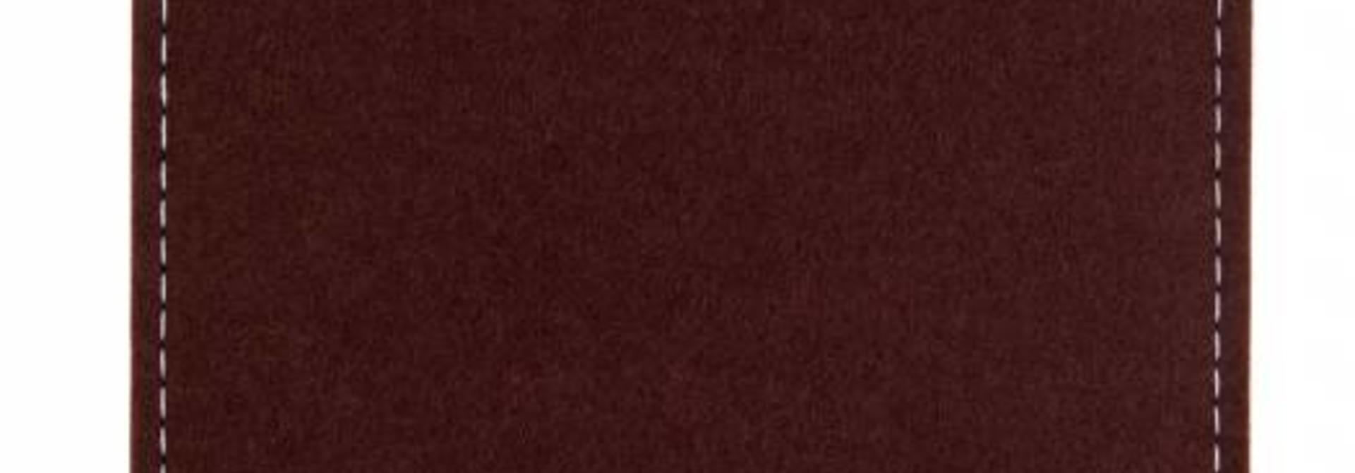Seaboard Block Sleeve Dark-Brown